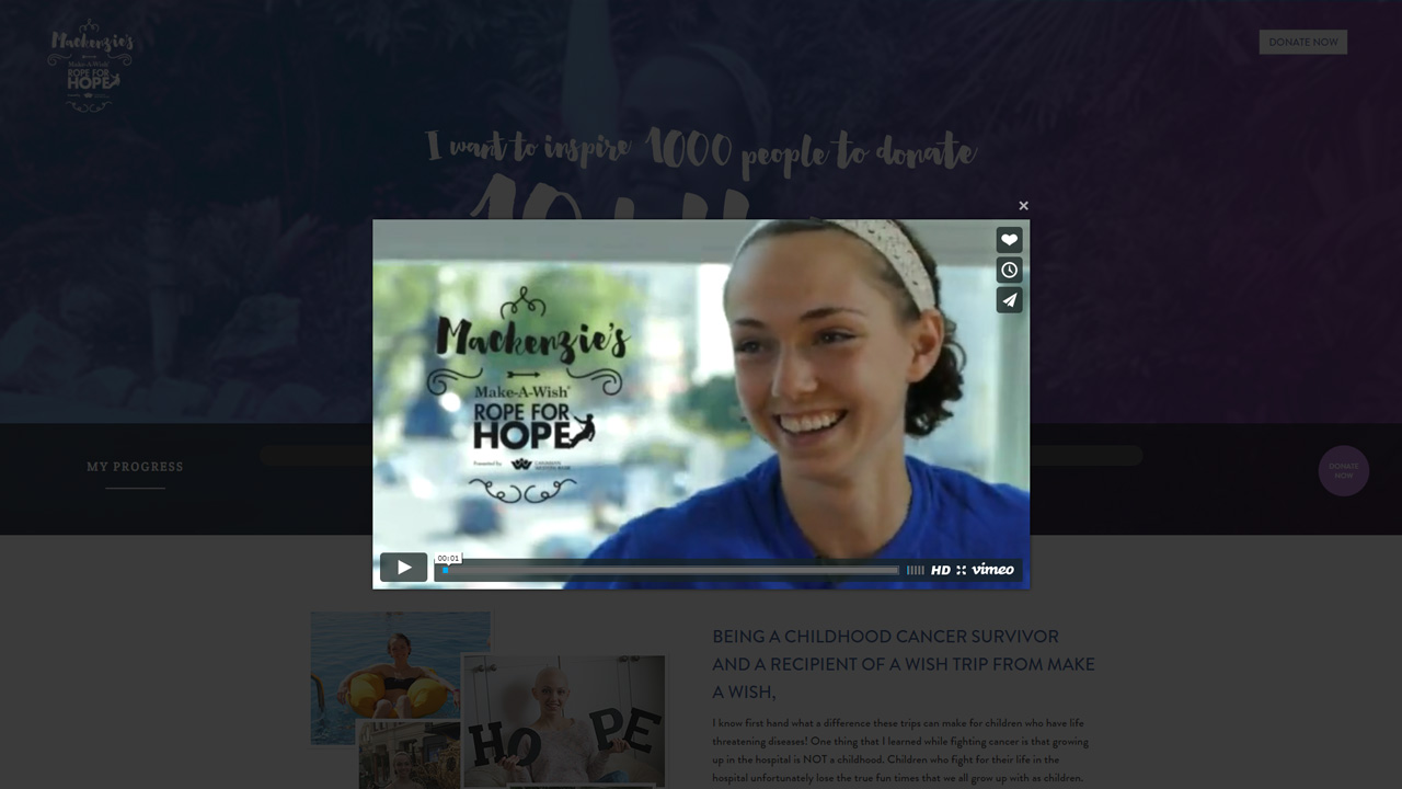 Rope for Hope Campaign Image 2