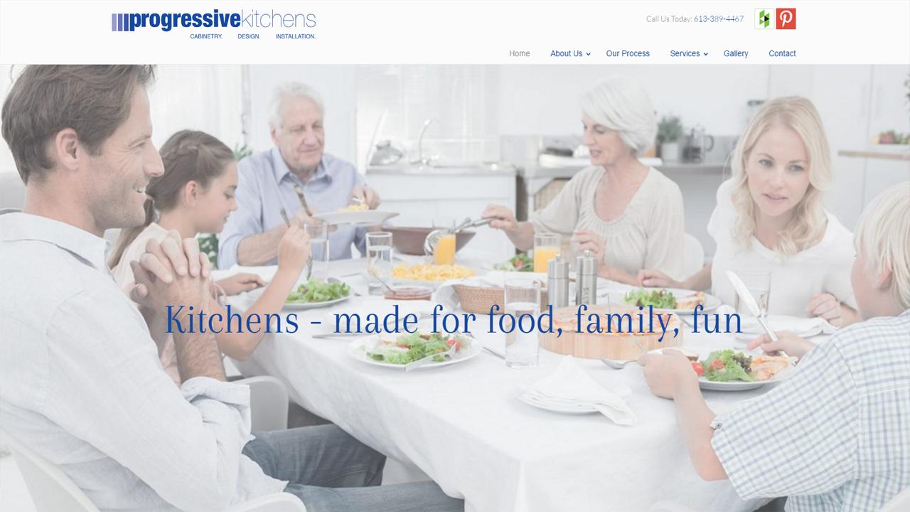 Progressive Kitchens Image